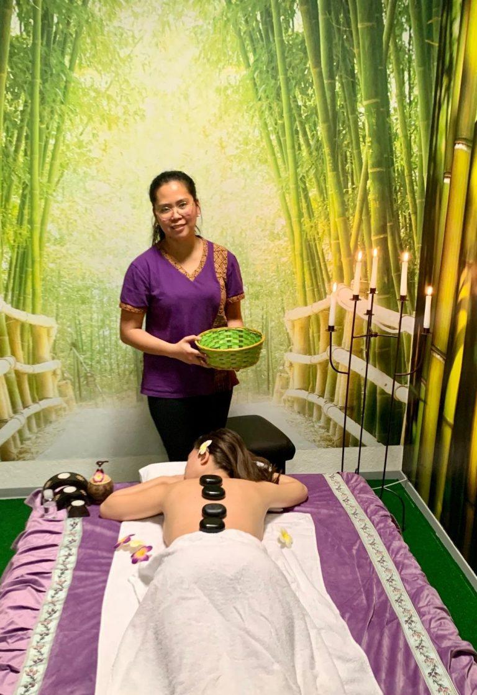 Koreanische Massage